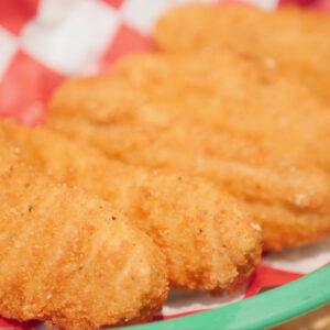 Vegan Chicken Fingers